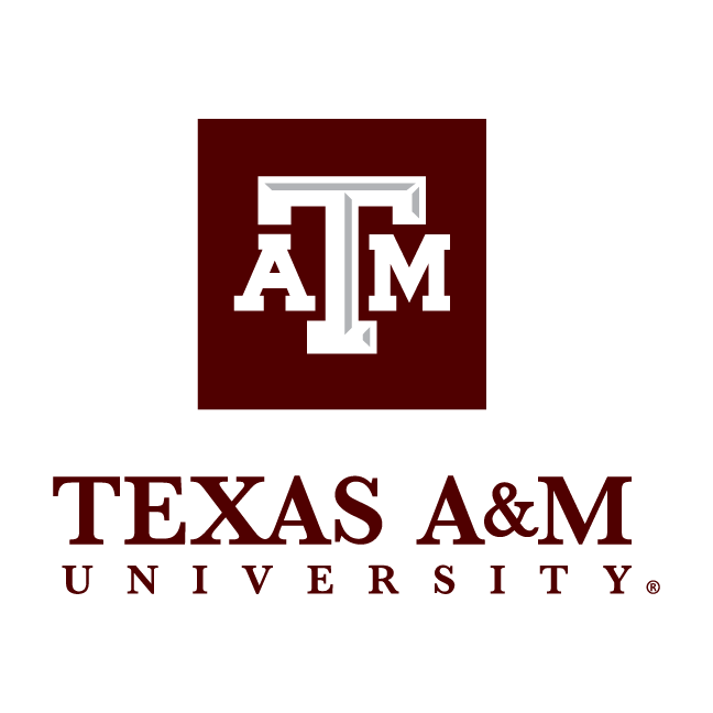 Texas A&M logo used for printing this page