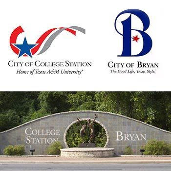 The sister cities of Bryan and College Station