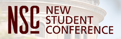 New Student Conference
