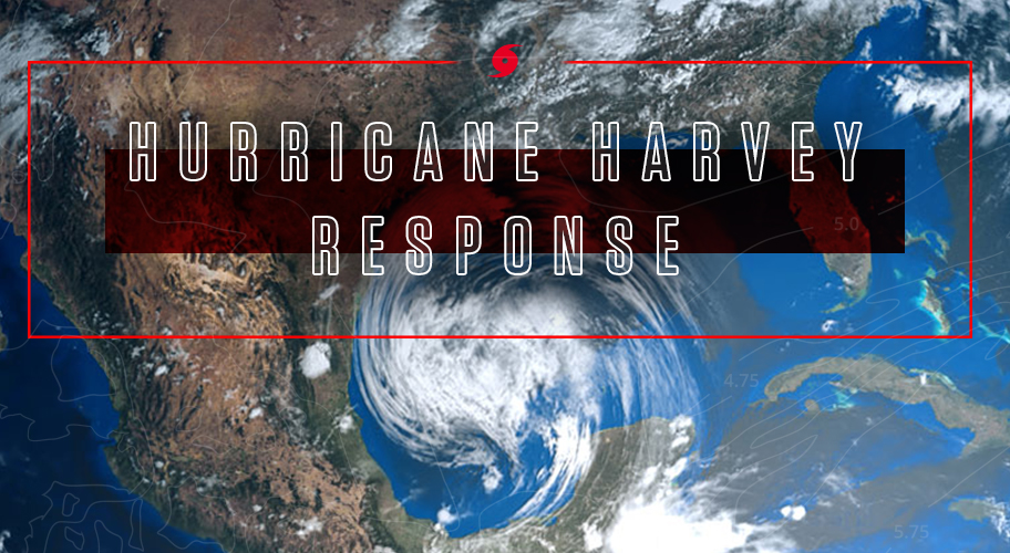 100 stories (and counting) of how Aggies are stepping up to aid during Hurricane Harvey.