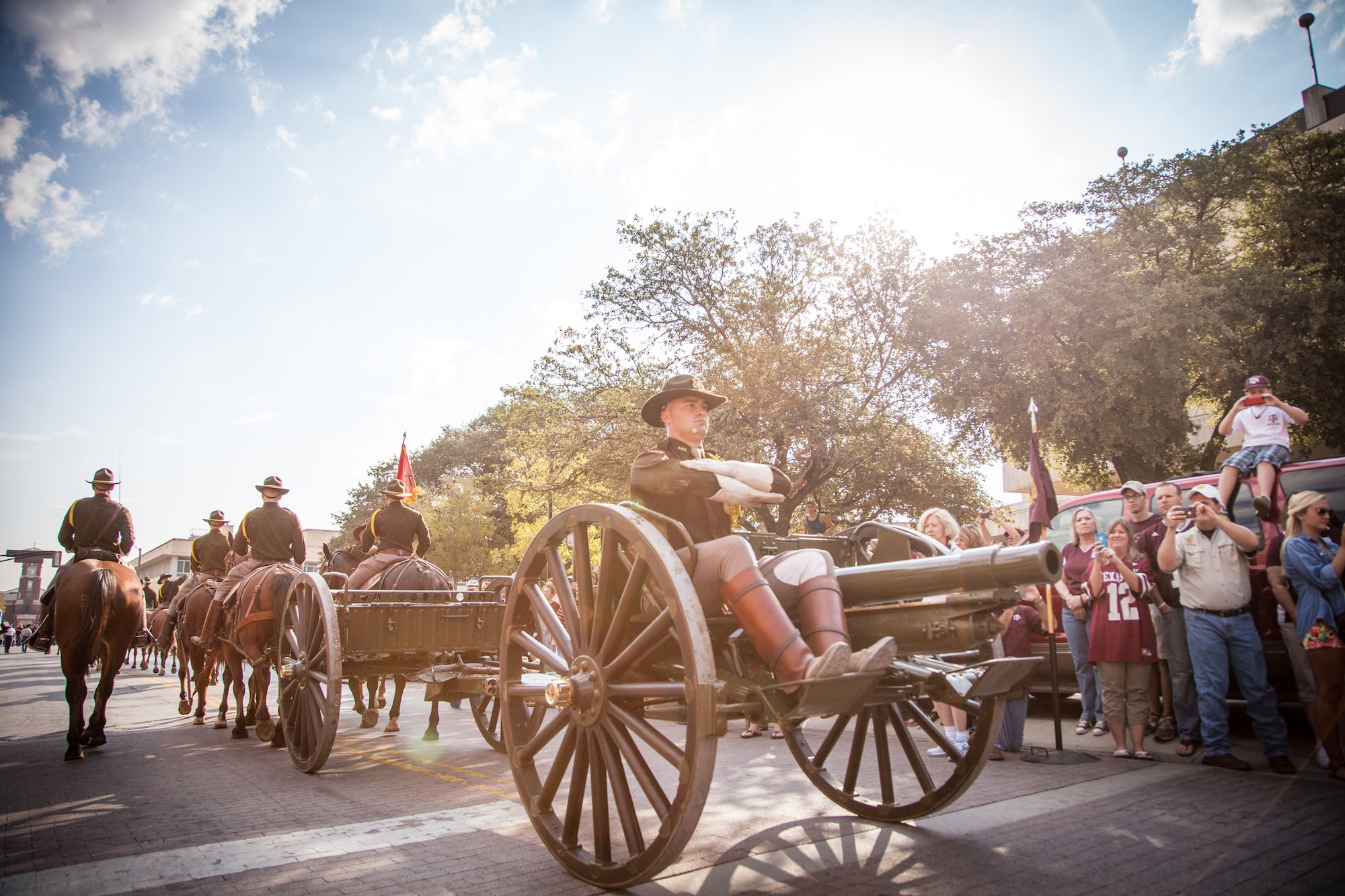Special Units Aggie Traditions